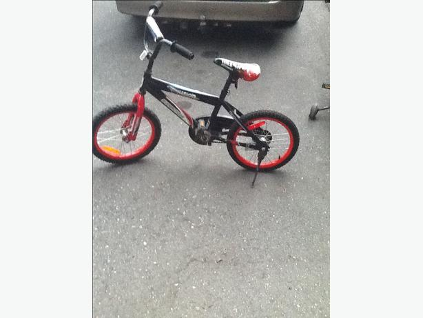 16 inch wheel boys bike