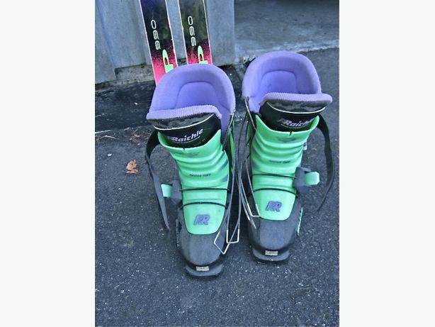 Women's ski package