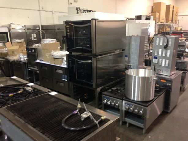 Massive Restaurant Equipment Live Auction - September 17th @ 10am