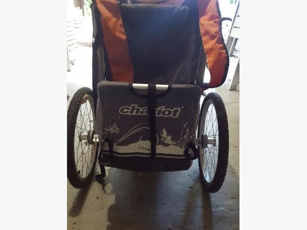 Chariot w/rainscreen