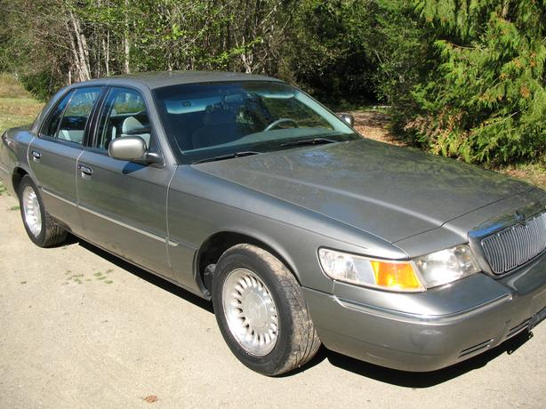 98 mercury grand marquis ls