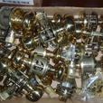 Round Brass Door Handles,Deadbolts,Hinges,Door Stops
