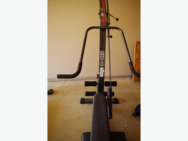 Total Gym - Body Gravity
