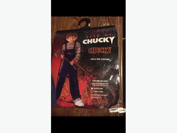 seed of chucky costume
