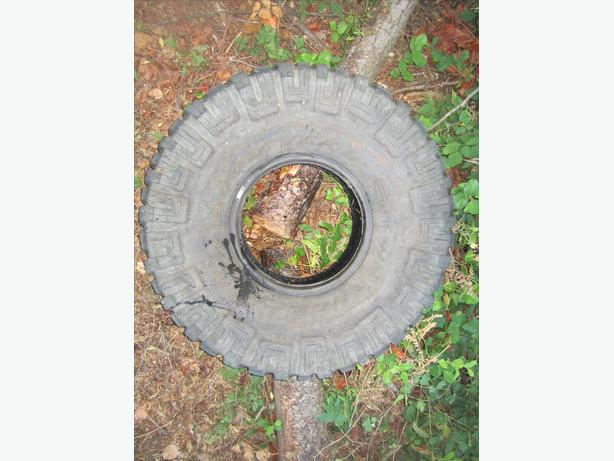 37x12.50 R15 good year wrangler pair
