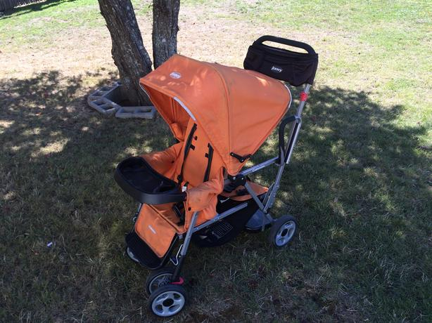 Joovy Caboose Sit And Stand Stroller West Shore Langford