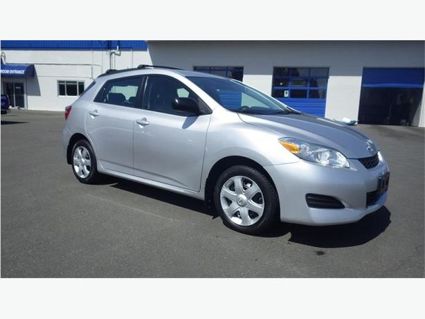 2009 Toyota Matrix AWD Rare AWD With AC and Power Group
