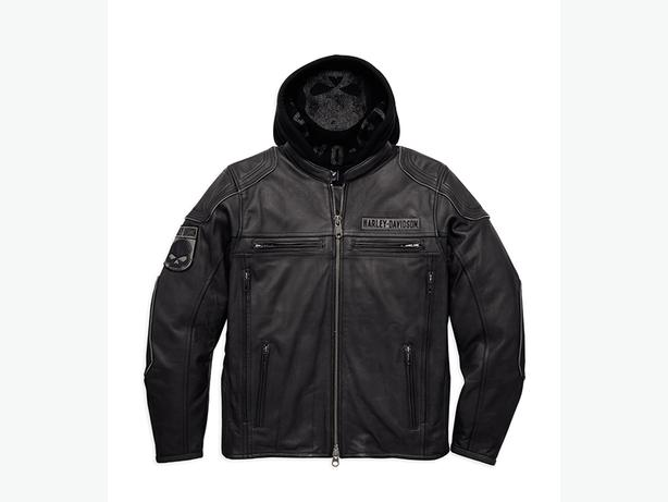 Like new Harley Davidson mens medium leather jacket