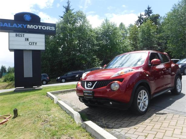 2013 Nissan Juke SL - AWD, Leather Int, Sat Radio, A/C