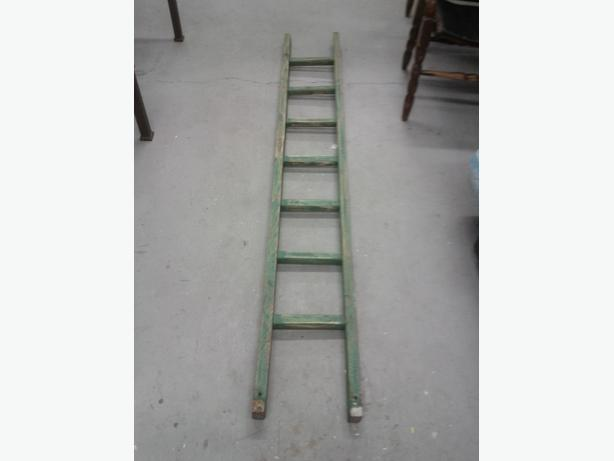 Vintage Decorative Ladder