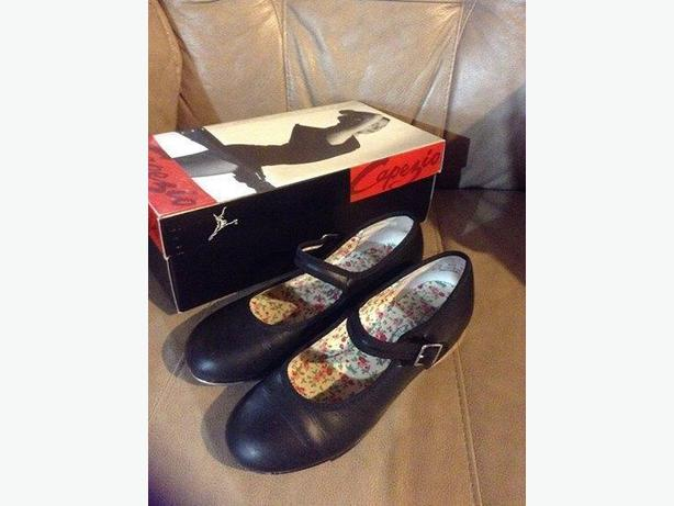 Capezio Mary Jane Tap Shoes