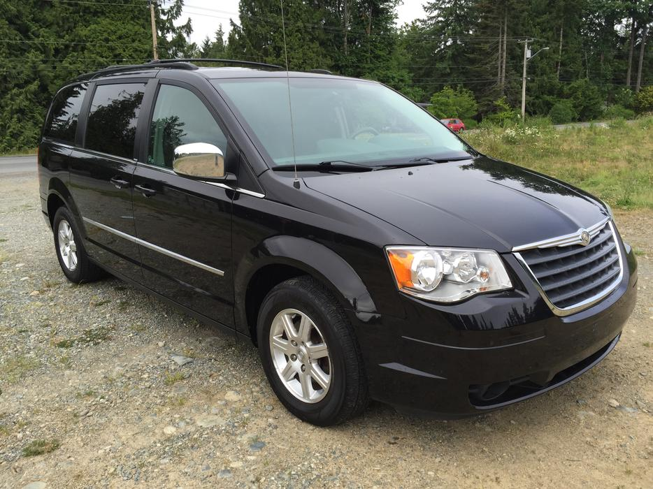 2009 Chrysler Town And Country Central Nanaimo Nanaimo