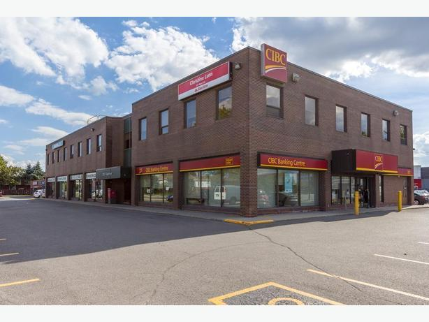 627-2408 sq ft of Office Space in Bells Corners with Access from Highway 417