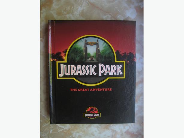 jurassic park 3 book pdf