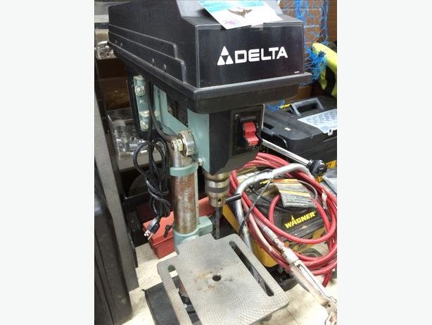 """Delta 12"""" Drill Press 11-990C"""