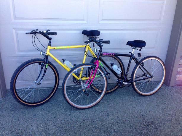 Street/Trail Bikes