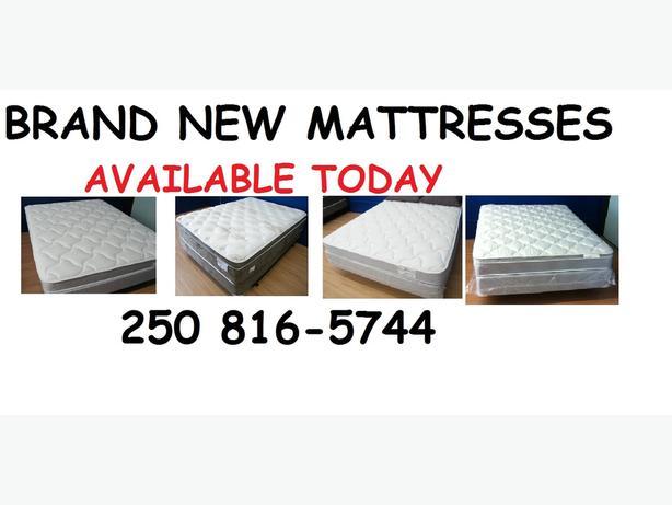 Factory Direct Mattress sets Available Today NANAIMO