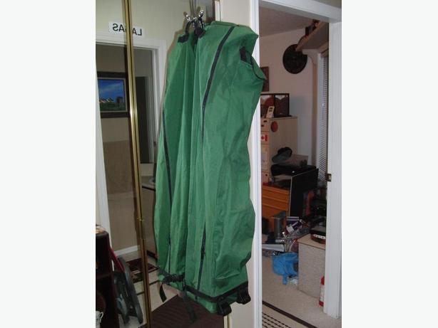Wheeled Golf Bag Cover