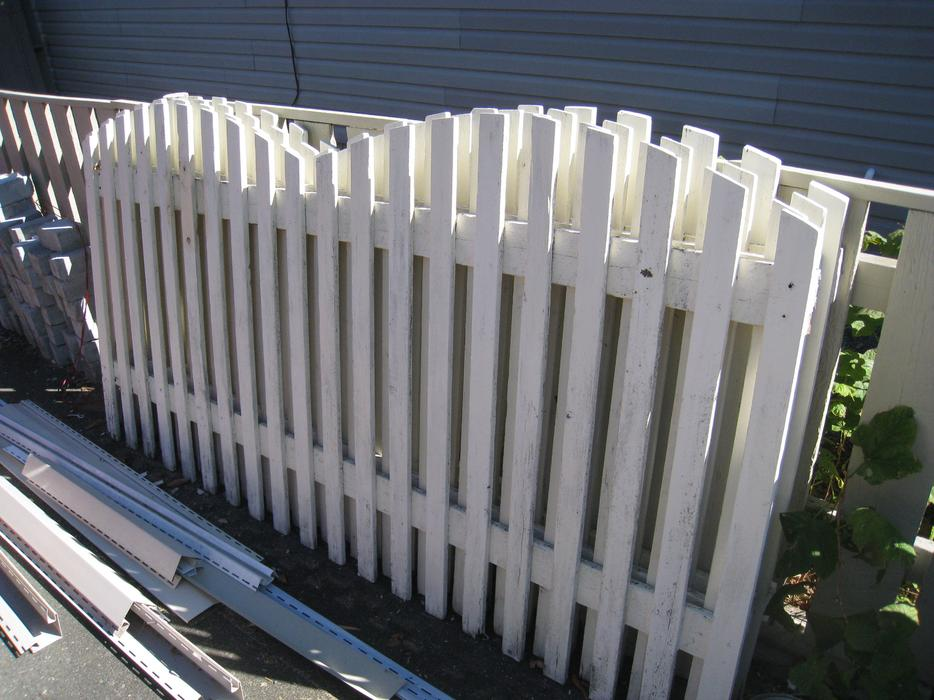4 Fence Panels Parksville Nanaimo