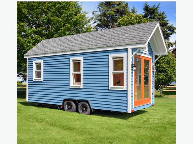 WANTED: Land to park our tiny house on.