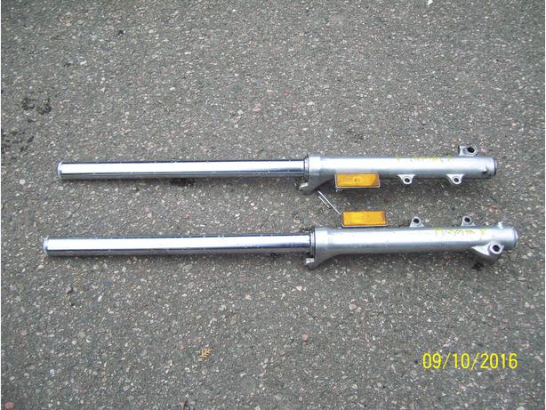 Yamaha Maxim X 750 front forks front suspension XJ750X