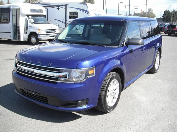 2014 Ford Flex SE with 3rd Row Seating
