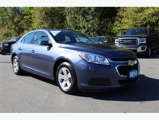 2014 Chevrolet Malibu 1LT | 7 TOUCHSCREEN | BLUETOOTH | MY-LINK