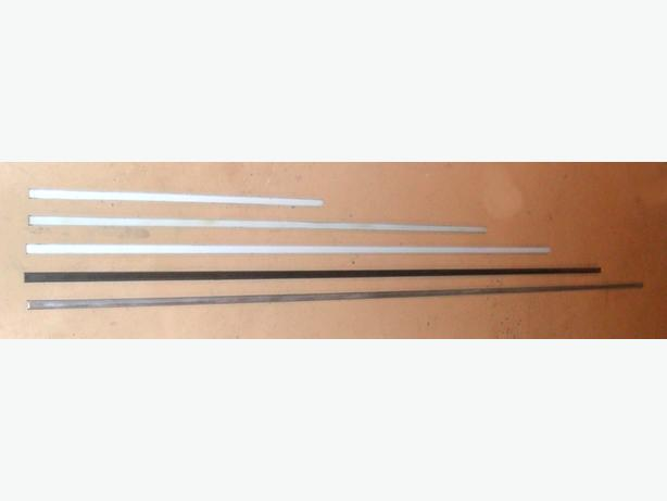 3 Sets of I-Beam Type Curtain Parts