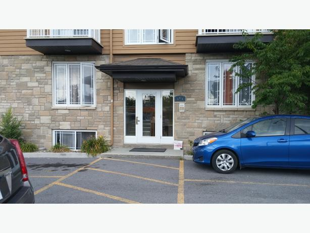Large Two Bedroom Apt. 780 Maloney Blvd. E Gatineau Immediately