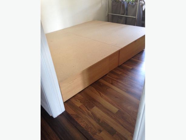 Base De Lit Double Bed Frame Gatineau Sector Quebec Ottawa