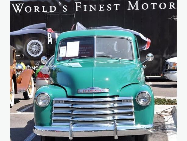 1947 - 1953 Chevy / Gmc Parts.