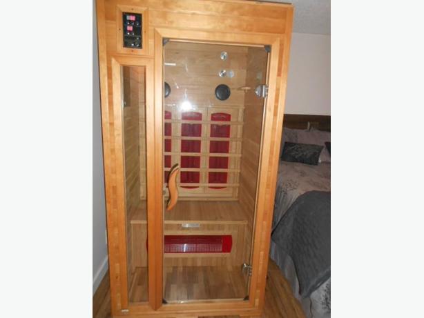 1-2 Person Infrared Sauna