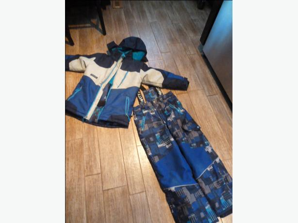 Boy's Monster 2 piece ski/snowboarding suit size 10