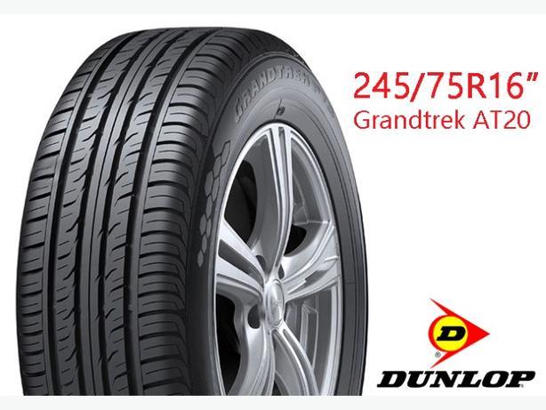 245/75R16 ~ Dunlop Grandtrek