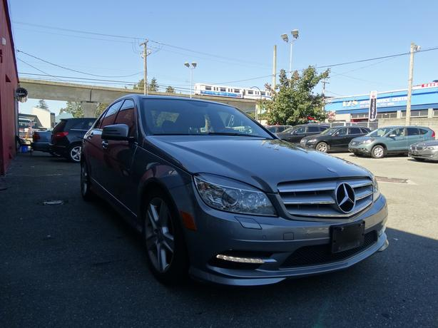 2011 Mercedes Benz C300 for sale,really good deal
