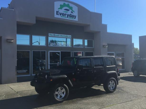 2014 Jeep Wrangler 4X4 Sport - REDUCED!