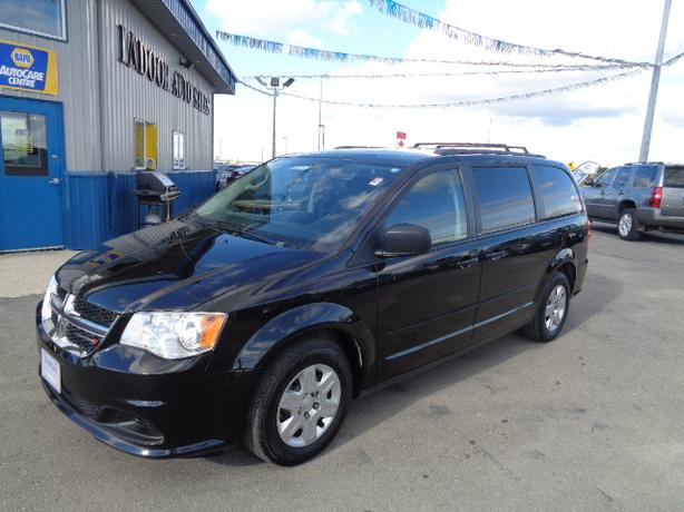2013 Dodge Grand Caravan SE #I5224 INDOOR AUTO SALES WINNPEG