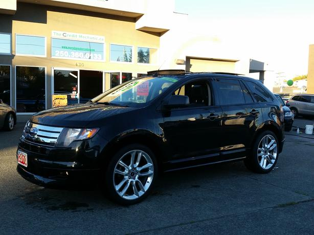2010 Ford Edge Sport AWD *Victoria Only/Nav+DVD*