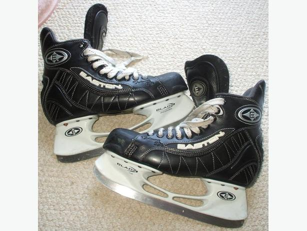 Easton Hockey Skates- sz.7.5D- Great condition.