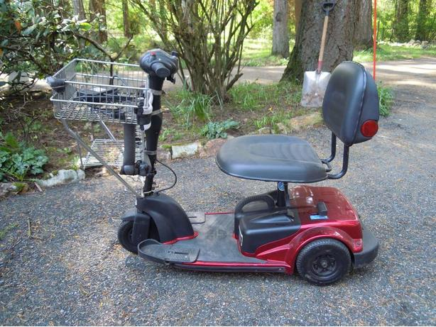 TRITON MOBILITY SCOOTER