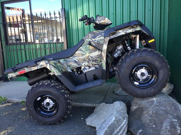 2016 POLARIS SPORTSMAN 570 ATV