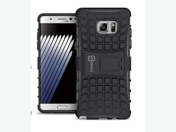 Rugged Armor Hybrid Heavy Duty Case for Samsung Galaxy Note 7