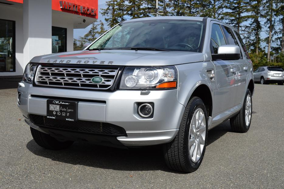 2013 Land Rover Lr2 Hse New Tires Outside Victoria Victoria