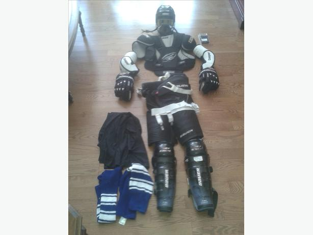 Hockey Gear - Complete Set