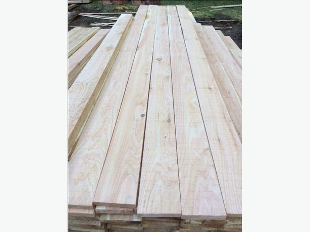 High Quality Milled Cedar For Sale