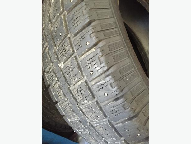 Set of 4 Cooper Mud & Snow LT265 tires