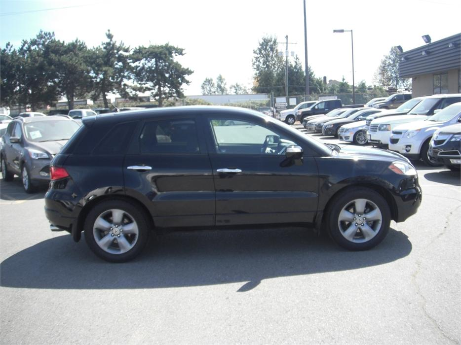 2007 acura rdx turbo awd w technology package outside okanagan okanagan. Black Bedroom Furniture Sets. Home Design Ideas