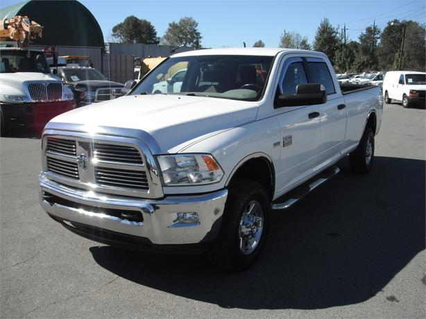 2012 dodge ram 2500 slt crew cab long box 4wd outside comox valley courtenay comox. Black Bedroom Furniture Sets. Home Design Ideas