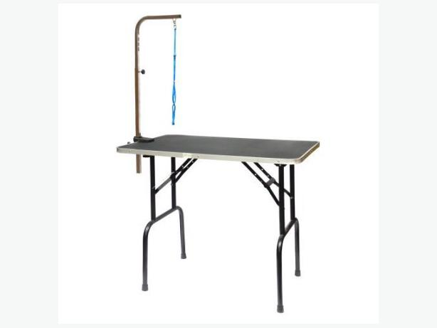 Large 48 inch long dog grooming table