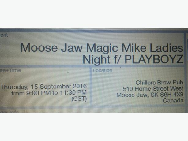VIP Playboyz Magic Mike Tickets